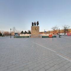 涿州三义广场